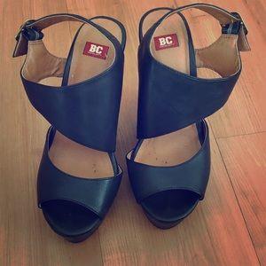 BC Platform shoes